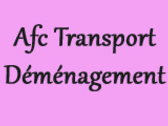 Afc Transport Déménagement