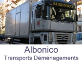 Albonico Transports Déménagements